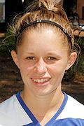 EMU Student-Athlete Vanessa Landis