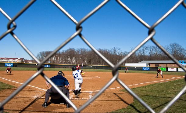 EMU Softball