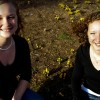 Selah Shank and Leah Risser