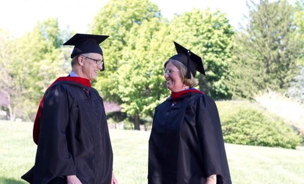 seminary graduaation