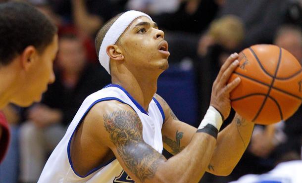EMU Basketball Star Todd Phillips