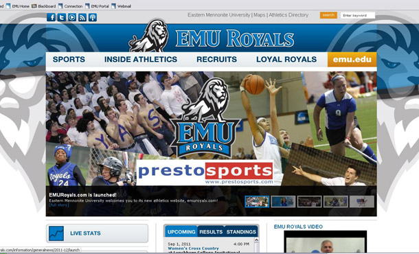 royals_athletics_website