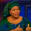 EMU Alum Leymah Gbowee on The Daily Show with Jon Stewart