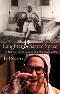Ted Swartz discussed his soon-to-be released book