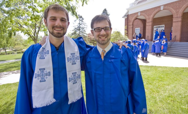 EMU 2012 Spring Graduation