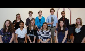 2011 Young Artists - group photo_REVISE