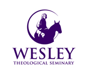 Wesley logo purple Vert