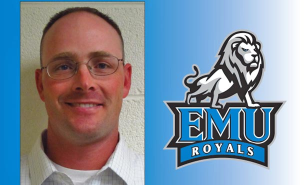 Ben Spotts Named Head Baseball Coach at EMU