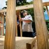 Eastern Mennonite Seminary students create local service camp