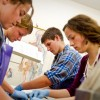 Cadaver dissection gives EMU pre-med and biology students big advantages in medical school