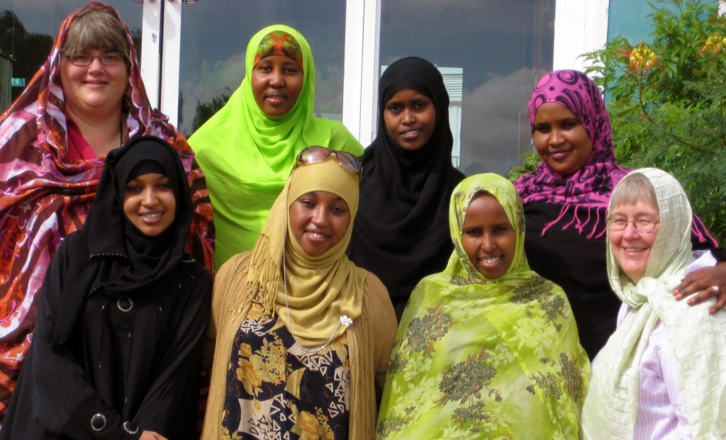 EMU Peace Profs Go To Women In Somaliland