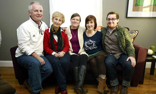 Matthew Styer Family