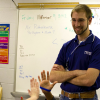 EMU education graduate Steven Rittenhouse