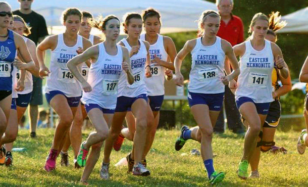 EMU Cross Country Women Have Highest GPA in Country - EMU News