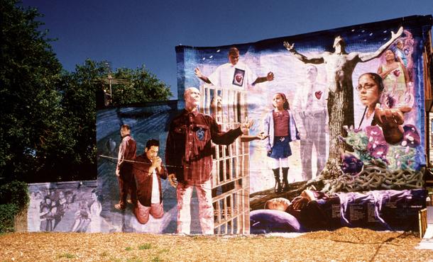 Healing Walls Mural 1 - Prisoners Journey_web