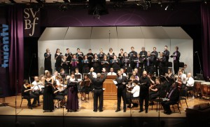 The Bach Festival celebrated its 20th anniversary in 2012.