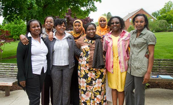Women's Peacebuilding Cohort