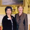 Suraya-and-Laura-Bush-658x444