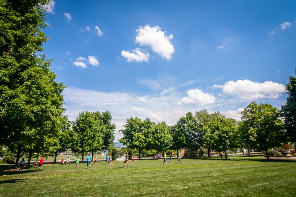 summer at EMU 2914