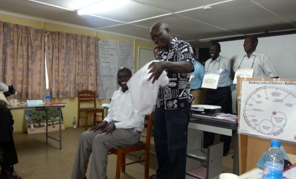 South Sudan USAID training (Babu)