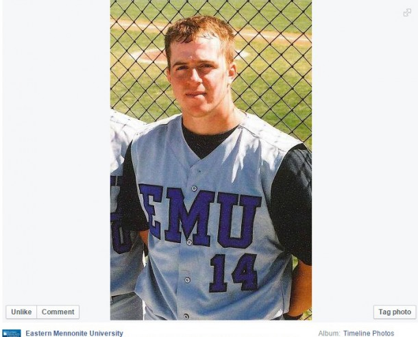 Erik Kratz, a 2002 alumnus, becomes the first EMU graduate and only the second former Old Dominion Athletic Conference baseball player to reach the World Series.