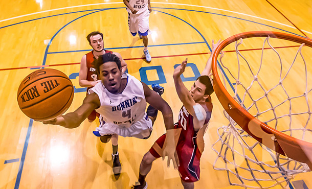 Eastern Mennonite University Men's Basketball 2015