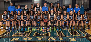 EMU Women's Basketball Team 2014-15