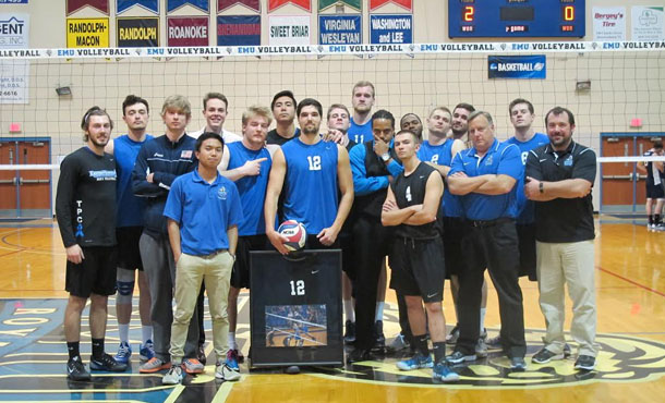 Volleyball Team NEWS FEATURE