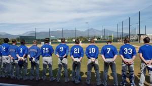 Baseball At LaVerne College
