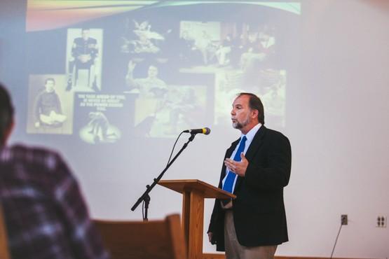 Seminary - veterans issues WEB-101