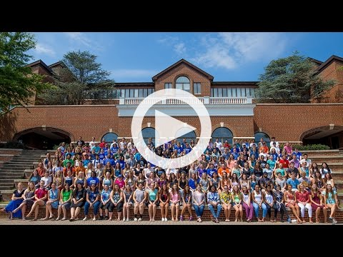 Orientation Weekend video – 2016
