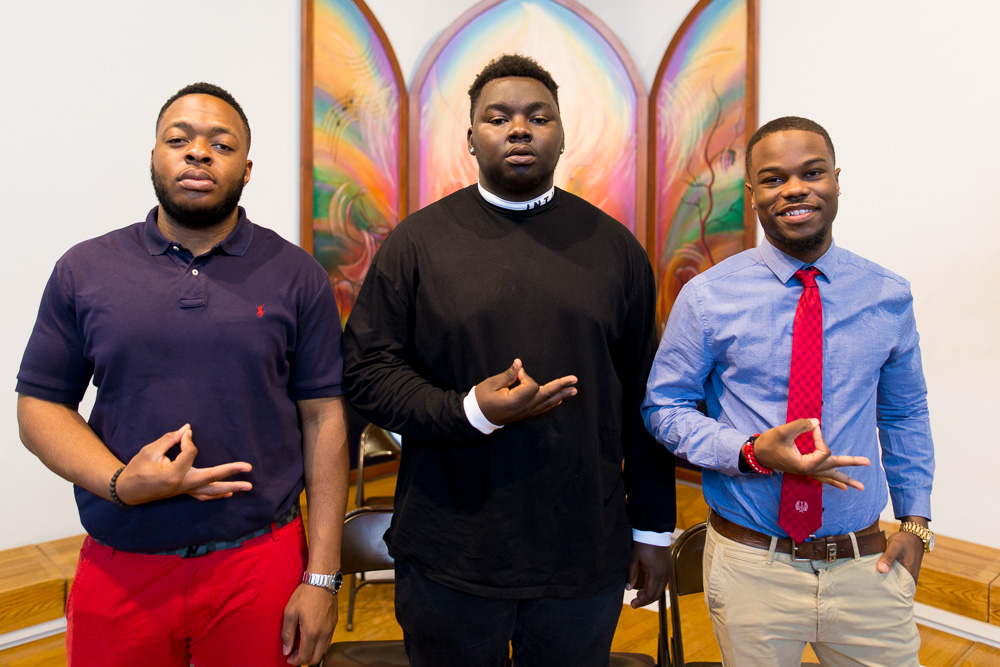Three Emu Students Make Commitment To Service And Achievement With