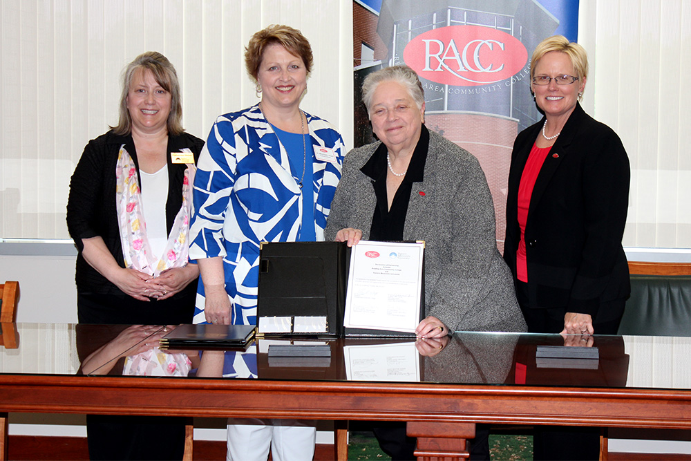 Reading Area Community College Nursing Students Benefit From