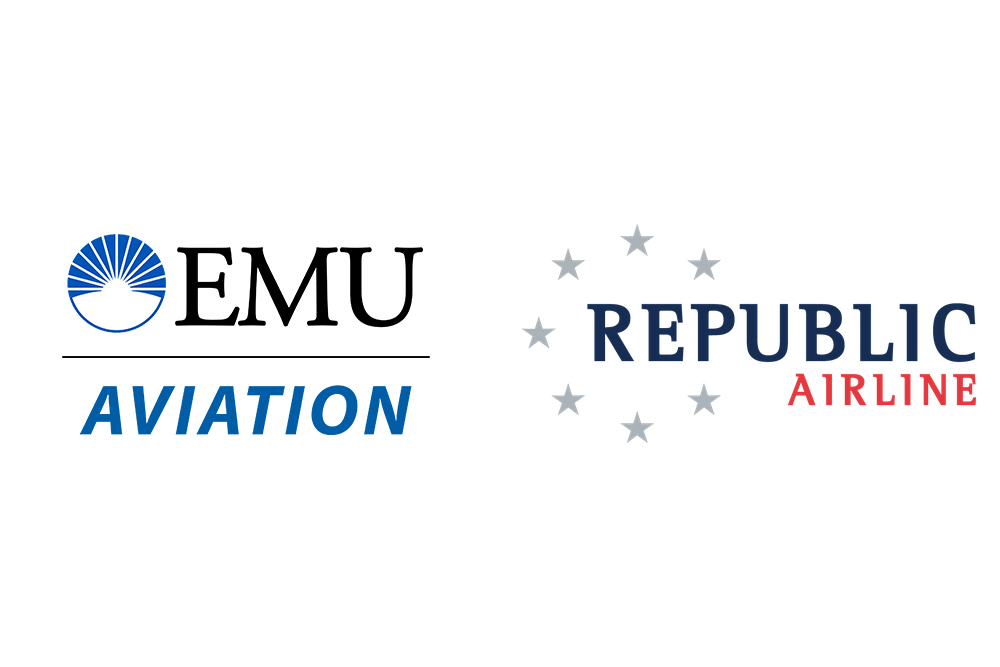 Aviation students benefit from career pipeline interview program with Republic Airline