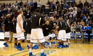 EMU Men's Basketball Team