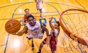 Eastern Mennonite University Men's Basketball 2015
