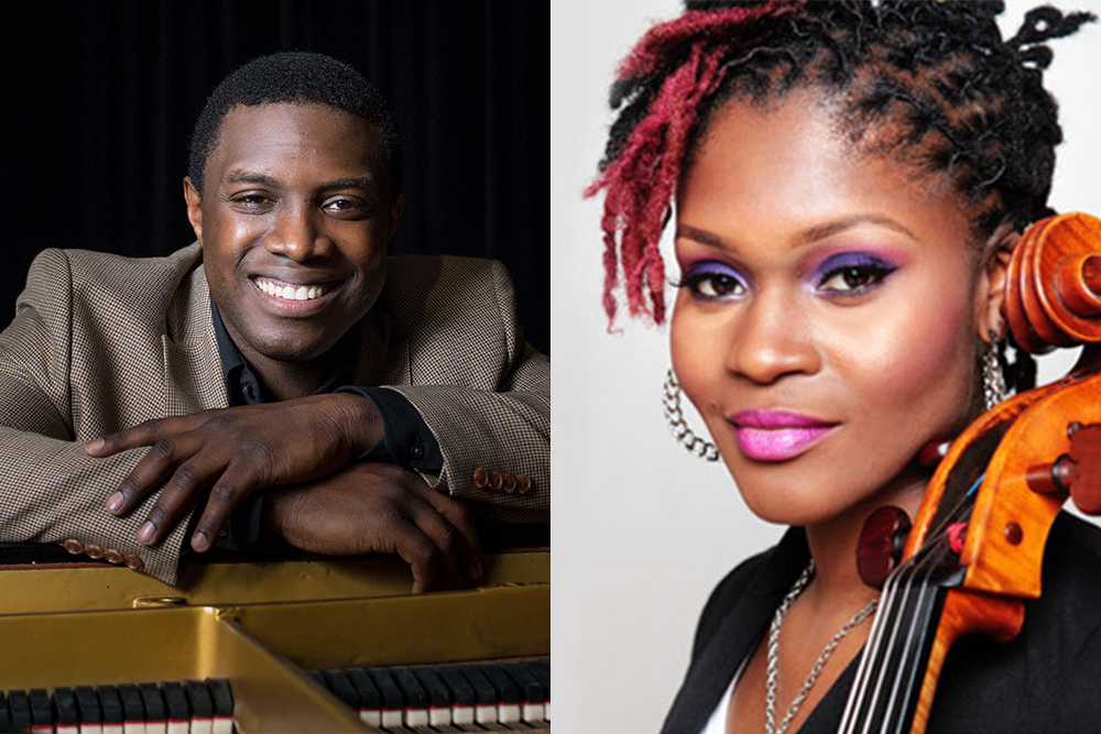 Piano professor David Berry to perform with cellist Patrice Jackson