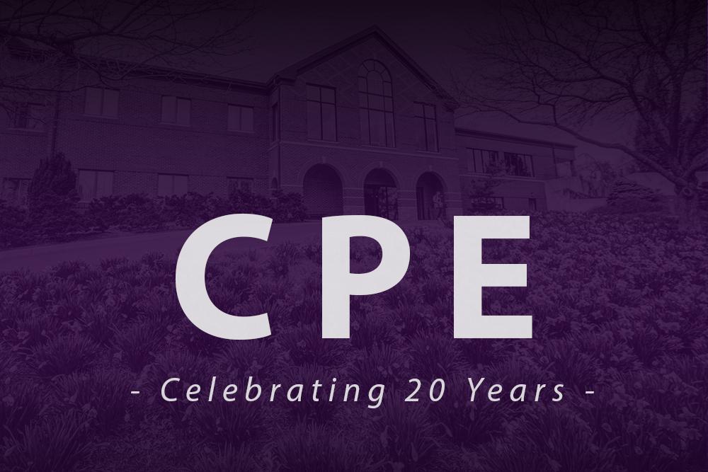CPE Celebrates 20th Anniversary