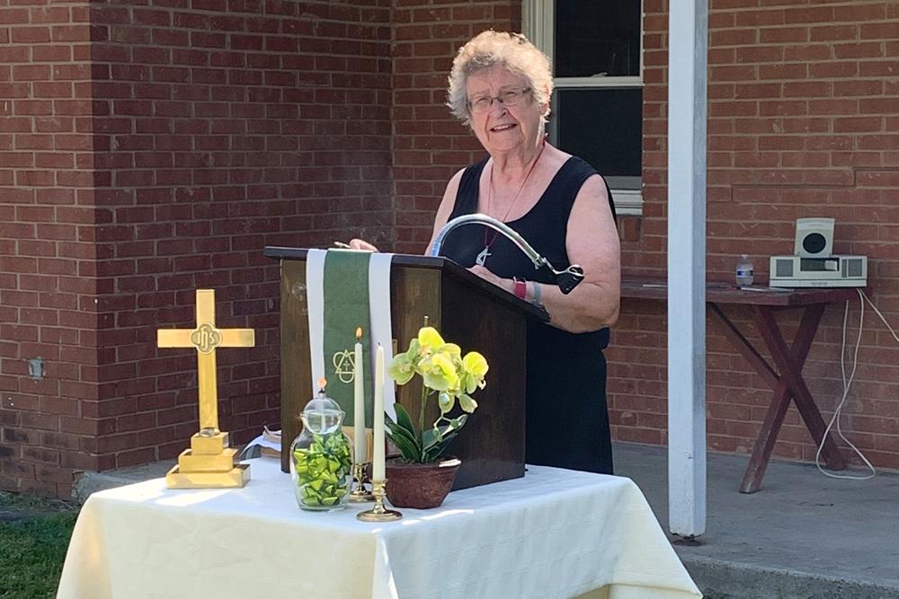 Pastor Alanna McGuinn
