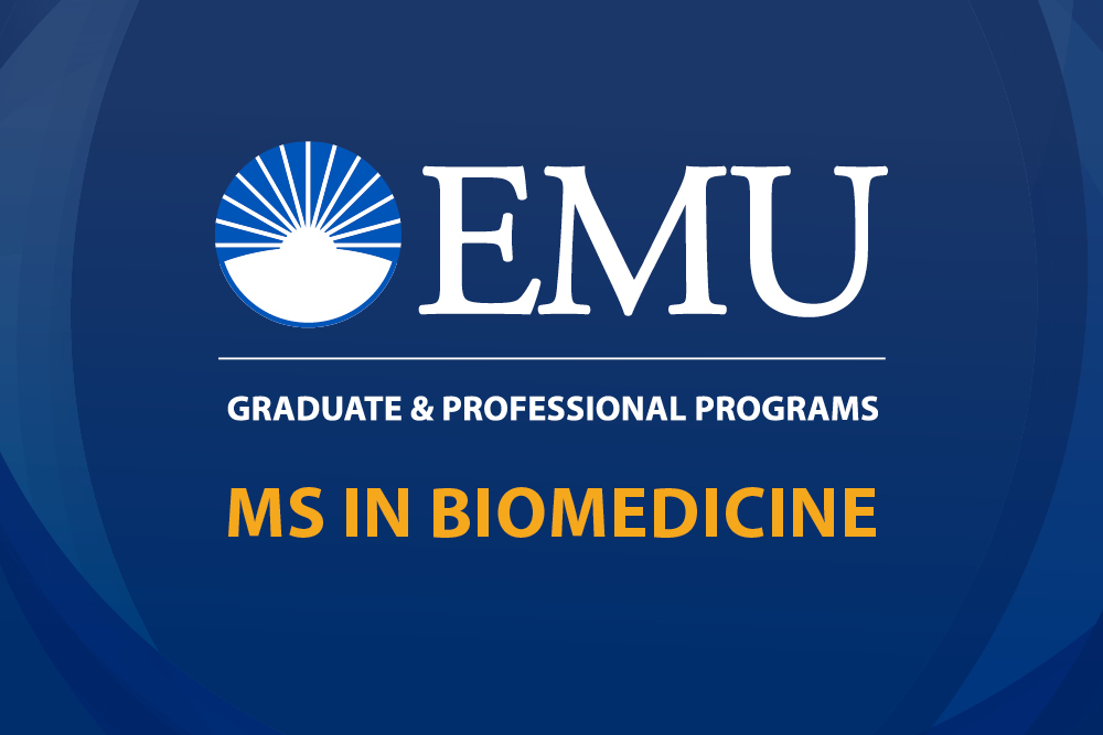 Biomedicine Grad Students Present Research