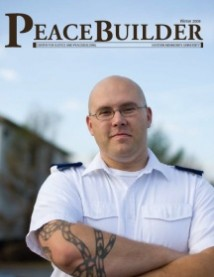 Peacebuilder Spring-summer 2008 cover