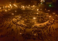 Tahrir Square, February 7, 2011; Photo by Ramy Raoof via Flickr