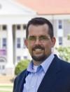 Josh Bacon, PhD, JMU Director of Judicial Affairs. (Photo by Jon Styer.)