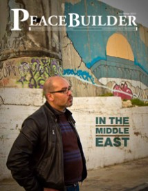 Peacebuilder Fall - Winter 2012