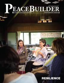 Peacebuilder Cover Summer 2013