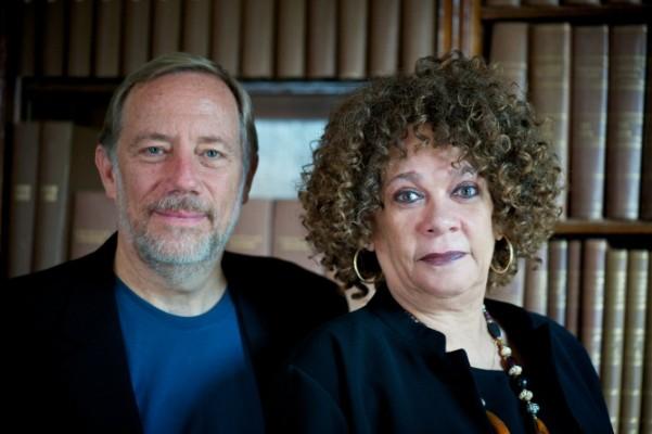 Writing partners Thomas Norman DeWolf and Sharon Leslie Morgan