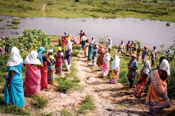 HMI water improvement project