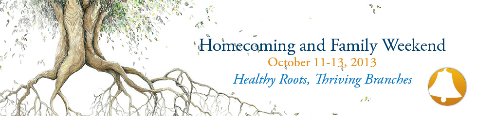 Homecoming and Family Weekend at Eastern Mennonite University in Harrisonburg, Virginia