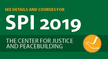 SPI 2018 Courses and Schedule